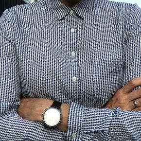 Smuk silke skjorte