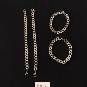 ⛓ Panser armbånd i stål ⛓  Armbåndets materiale er rustfrit stål, der måler længden 18 cm og bredden 8 mm.