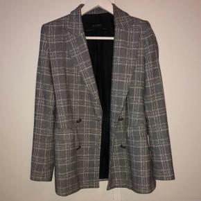 Zara ternet blazer Sælges da det var et fejlkøb. Xs BYD