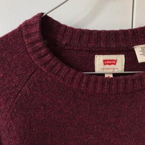 Lækker strik fra Levi's i uld kvalitet