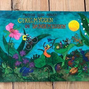 Fine børnebøger  Rævejagten Dansemyggen & Cykelmyggen Mp stk 50kr