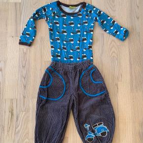 Krutter andet tøj til drenge