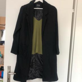 Long blazer in schwarz Grösse 36 S by chicoree