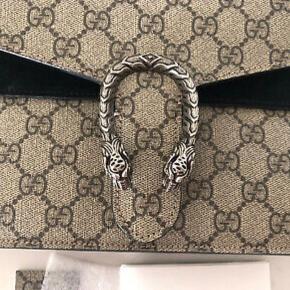Gucci Dionysus taske. Aldrig brugt og har ingen brugsspor. Ikke den mindste lille plet.   Kvittering m.m. haves :)