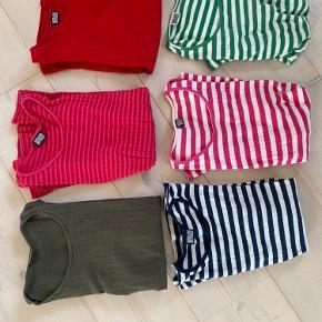 Nørgaard trøjer i forskellige farver.❤️💙🤍