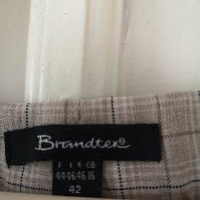 Fine 3/4 bukser fra Brandtex str 42