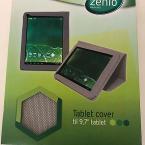 Tablet/iPad cover til 9,7 tommer. Aldrig brugt.