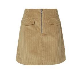Lækker nederdel.  Aldrig brugt, kun prøvet på.   Jeg bytter ikke 😊