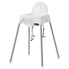 Højstol, antilop fra IKEA, aldrig pakket ud, nypris 99,-