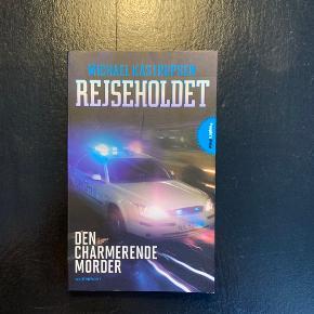 Rejseholdet - Den charmerende morder af Michael Kastrupsen  Pocketbog Helt ny og aldrig åbnet Prisen er fast  Kan afhentes i Aarhus C eller sendes