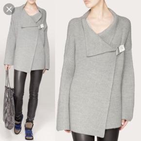 Diane von furstenberg chunky strikcardigan/jakke