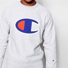 Cool Champion sweatshirt.Fremstår som ny. Ingen mangler eller tegn på slid 💫