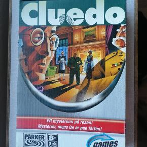 Cluedo to go