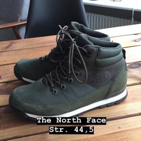 The North Face vinterstøvler, brugt ganske lidt da de har vist sig at være for små.Nypris var vidst 1200