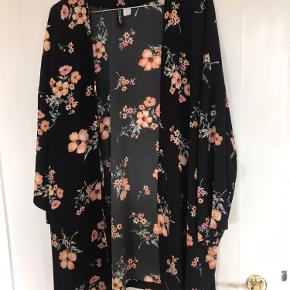 Divided kimono