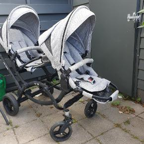 ABC zoom stroller sibllings/twins  Come with an offer