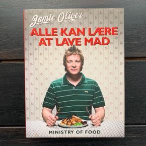 Kogebog fra Jamie Oliver 🌮🍖🥗