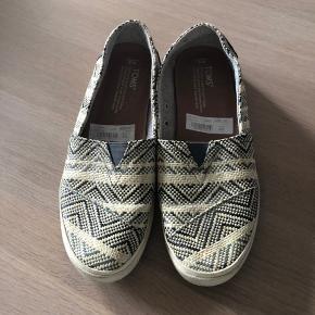 TomTom sko i meget fin stand