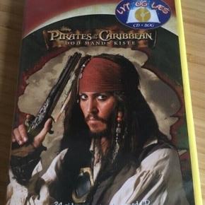 Pirats of The caribbean lydbog -fast pris -køb 4 annoncer og den billigste er gratis - kan afhentes på Mimersgade 111 - sender gerne hvis du betaler Porto - mødes ikke andre steder - bytter ikke