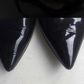 Super smykke lak heels fra Robert Fista vfor Notabene