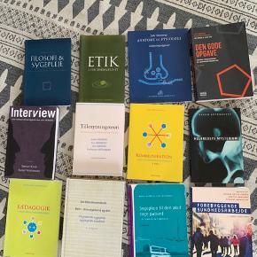 Byd rimeligt! Bøger fra sygeplejerske uddannelsen.