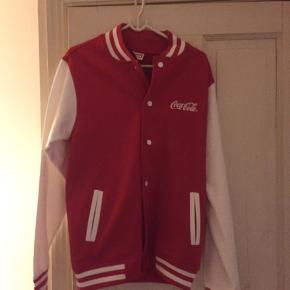 Coca cola baseball jakke aldrig brugt størrelse S