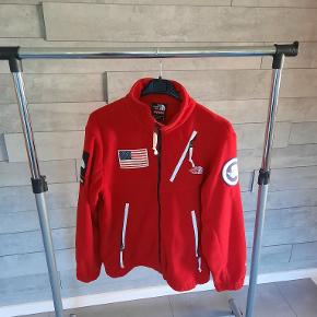 Supreme x The North Face Trans Antarctica Expedition Fleece Jacket Red   2017 Spring/Summer Collection Str. L Cond 8/10 - Små flaws, men ik noget lægger mærke til  Kvittering Haves