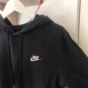 Super fin Nike hoodie i tyndt stof, str s🖤