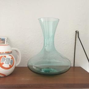 Vase eller karaffel - du bestemmer 😉 21,5 cm høj