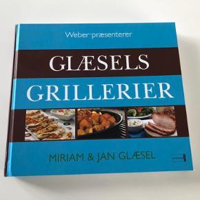 Glæsels Grillerier opskriftbog med grill opskrifter