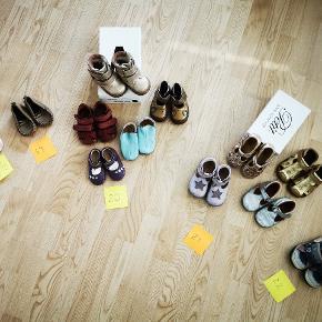 En fant, Angulus, Bisgaard, Bundgaard, ByKier, PBSS mm Diverse fodtøj fra str. 14/15, 19, 20, 21 og 22. Skoene er på profilen med mere info og priser, ellers spørg endelig ☺️🙏