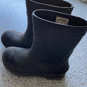 Zigzag gummistøvler