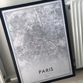 Plakat fra desenio uden ramme, måler 50x70 cm Np: 179kr