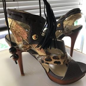 Talons Morgane taille 37 comme neufs