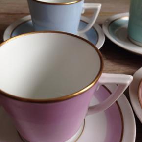 Royal Copenhagen mokkasæt/espresso til 6 sæt Ubrugte Sælges kun samlet Ny pris: 225kr pr sæt