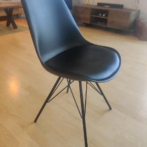 Danbo Otto spisebordsstole 6 stk. I alt PR. 350 kr