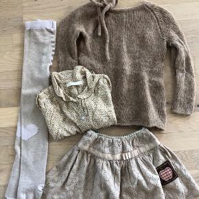 Tøj til pige i str 4 år