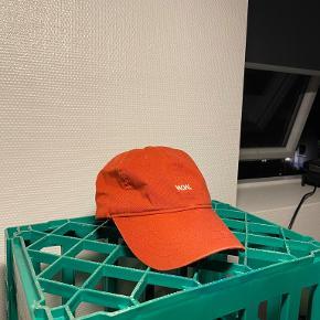 Wood Wood cap  Rød