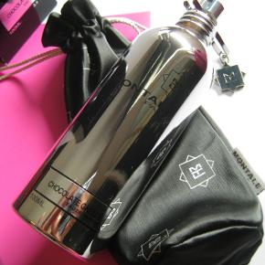 """Brand: Montale Varetype: """"Chocolate Greedy"""" Klassisk gourmand parfume Størrelse: 100 ml/95ml Oprindelig købspris: 750 kr."""