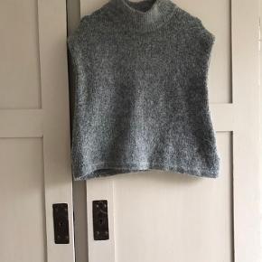 H&M sweater syet om til vest