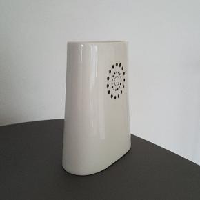 Hay black vase højde 14 cm