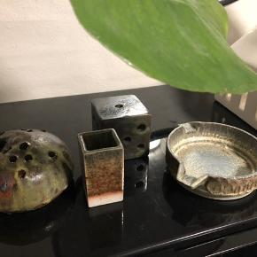 Flot retro keramik bla TUE Denmark    Priser fra 125-,