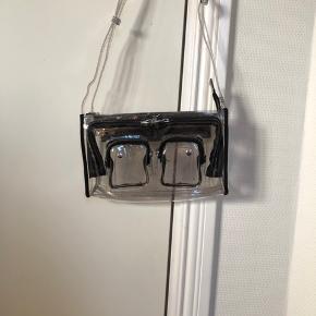 Núnoo Stine transparent taske Brugt 2 gange