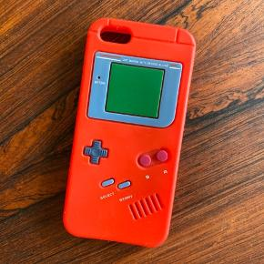 Sejt iphone 5 cover som gameboy