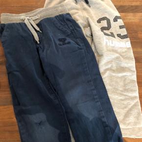2 par Hummel bukser Der er hul på knæet ved det ene par Samlet 75kr