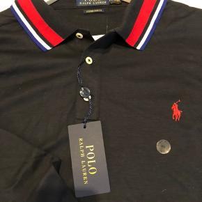 Rigtig fed langærmet t-shirt/bluse fra Ralph Lauren.