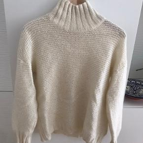 Lækker sweater i mohair