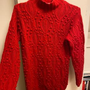Vintage rød sweater fra 90'erne fra mærket Jaeger🌺