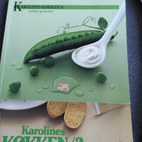 Karolines køkken kogebøger. Nr. 3, 4, 5, 7, 8 og det bedste fra Karolines køkken.