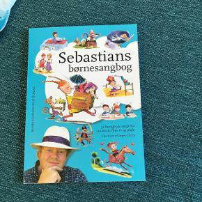 Helt ny Sebastian børnesangbog